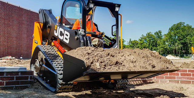 JCB Compact Track Loaders